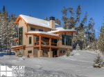 Big Sky Resort, Homestead Chalet 6. A Platinum Property