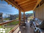 Big Sky Resort, Homestead Chalet 6, Deck, 1