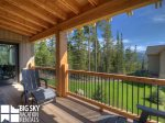 Big Sky Resort, Homestead Chalet 6, Deck, 2
