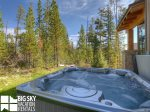 Big Sky Resort, Homestead Chalet 6, Hot Tub Patio, 3