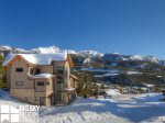 Big Sky Resort, Homestead Chalet 6, Winter View