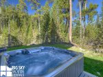 Big Sky Resort, Homestead Chalet 6, Hot Tub Patio, 2