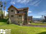 Big Sky Resort, Homestead Chalet 6, Exterior, 4