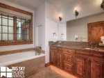 Luxury Suite 6C, Master Bathroom, 1