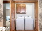 Luxury Suite 6C, Laundry Room, 1
