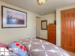 Big Sky Mountain Village, Arrowhead Chalet 1652, Master Bedroom, 2
