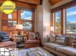 Big Sky Mountain Village, Arrowhead Chalet 1652, Living, 1