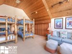 Big Sky Mountain Village, Arrowhead Chalet 1652, Loft, 3