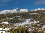 Big Sky Mountain Village, Arrowhead Chalet 1652, View, 2