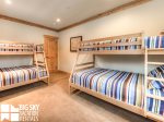 Big Sky Mountain Village Montana, Beaverhead Suite 1450, Bunkroom