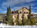 Big Sky Mountain Village Montana, Beaverhead Suite 1450, Exterior, 2