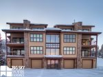 Big Sky Mountain Village Montana, Beaverhead Suite 1450, Exterior, 3