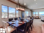 Big Sky Mountain Village Montana, Beaverhead Suite 1450, Dining, 1