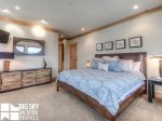 Big Sky Mountain Village Montana, Beaverhead Suite 1450, Master Bedroom