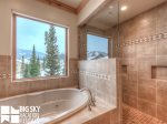 Big Sky Mountain Village Montana, Beaverhead Suite 1450, Master Bath, 1