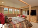 Red Feather Lodge    Bedroom 5, 2