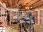 Red Feather Lodge    Wine Cellar, 1
