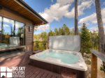 Silvertip 6 Rolling Ridge. Hot Tub - Moonlight Basin Lodge