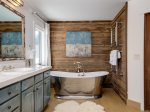 Moonshadow Lodge,  Master Bathroom, 2