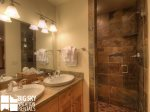 Big Sky Resort, Black Eagle Lodge 30, Bedroom 1 Bathroom, 1