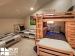Big Sky Resort, Black Eagle Lodge 30, Bedroom 3, 2