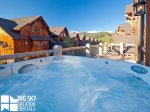 Big Sky Resort, Black Eagle Lodge 30, Private Hot Tub