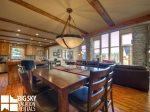 Big Sky Resort, Black Eagle Lodge 30, Dining, 1