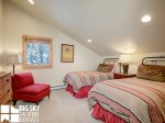 Big Sky Resort Lodging  Black Eagle 31, Loft Bedroom 2 , 2