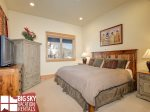 Big Sky Resort Lodging  Black Eagle 31, Lower Bedroom 1, 1