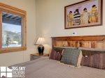 Big Sky Resort Lodging  Black Eagle 31, Lower Bedroom 2, 1
