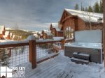 Big Sky Resort Lodging  Black Eagle 31, Deck, 4