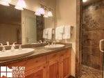 Big Sky Resort, Black Eagle Lodge 32, Bedroom 1 Bathroom, 1