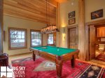 Big Sky Montana Ski In Ski Out Lodging, Moosecreek Lodge, Mudroom, 1