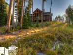 Big Sky Montana Ski In Ski Out Lodging, Moosecreek Lodge, Hot Tub 1, 1