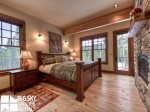 Big Sky Montana Ski In Ski Out Lodging, Moosecreek Lodge, Bedroom 1, 1