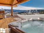 Big Sky Resort, Cowboy Heaven Cabin 7 Cowboy, Hot Tub, 2