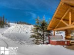 Big Sky Resort, Cowboy Heaven Cabin 7 Cowboy, Ski Access, 1