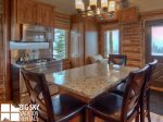 Big Sky Cowboy Cabin, Cowboy Heaven 15 Derringer, Kitchen, 1