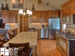 Big Sky Cowboy Cabin, Cowboy Heaven 15 Derringer, Kitchen, 2
