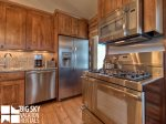 Big Sky Cowboy Cabin, Cowboy Heaven 15 Derringer, Kitchen, 3