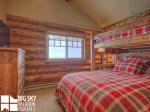 Big Sky Cowboy Cabin, Cowboy Heaven 15 Derringer, Bedroom 2, 1