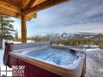 Big Sky Cowboy Cabin, Cowboy Heaven 15 Derringer, Private Hot Tub, 1