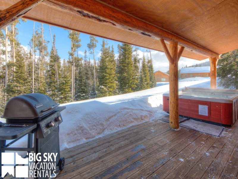 Moonlight Basin Cabins | Luxury Lodging Big Sky | Ski In/Ski Out