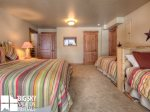 Big Sky Resort, Das Moose Haus, Bedroom 2, 1