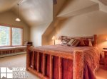 Big Sky Resort, Das Moose Haus, Bedroom 4, 1