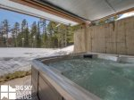 Big Sky Resort, Das Moose Haus, Private Hot Tub, 1