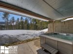 Big Sky Resort, Das Moose Haus, Private Hot Tub, 2