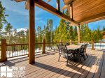 Big Sky Resort, Das Moose Haus, Deck, 1
