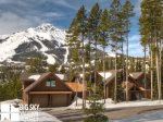 Big Sky Resort, Das Moose Haus, Exterior, 2