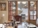 Big Sky Resort, Moonlight Mountain Home 6 Harvest Moon, Dining, 4